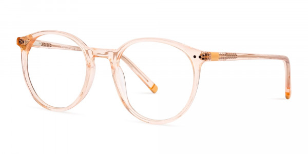transparent-and-crystal-clear-orange-round-glasses-frames-3