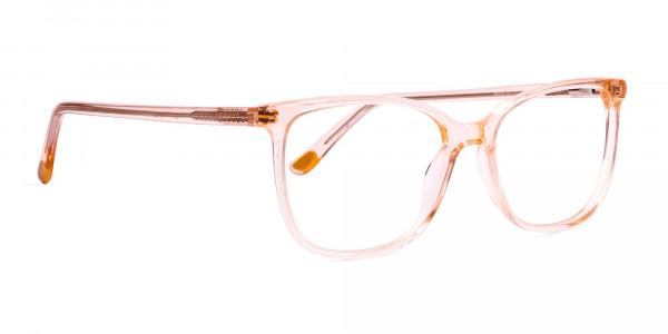 crystal-clear-and-transparent-tinted-orange-wayfarer-cat-eye-glasses-frames-2