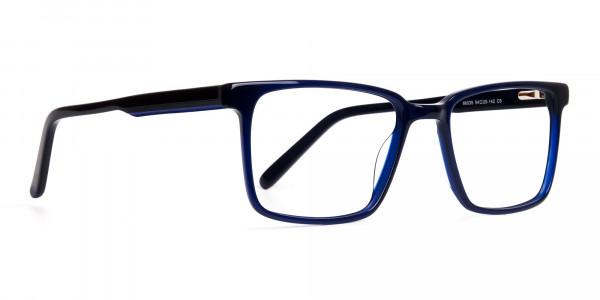 Black-and-Indigo-Blue-Rectangular-Glasses-frames-2