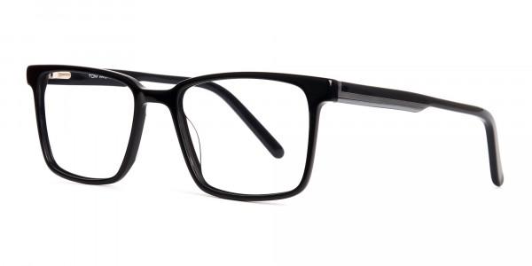 Black-Dark-Purple-Rectangular-Glasses-frames-3