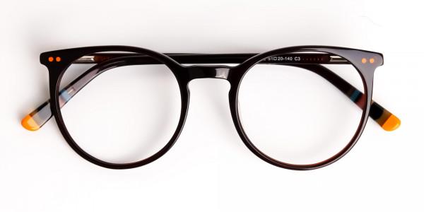 Dark-Light-Brown-Designer-Round-Glasses-frames-6