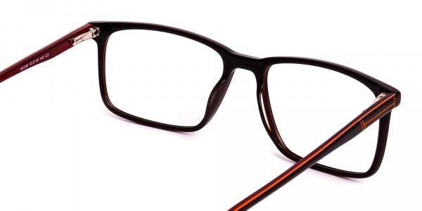 designer-dark-brown-full-rim-rectangular-glasses-frames-5