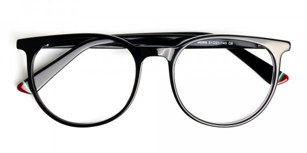black-and-teal-round-glasses-frames-6
