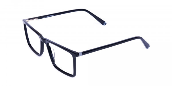 Fashionable-Black-Full-Rim-Rectangular-Glasses-3