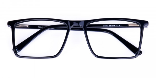 Fashionable-Black-Full-Rim-Rectangular-Glasses-6