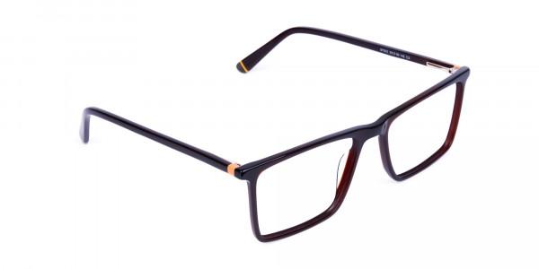 Dark-Brown-Rectangular-Glasses-2