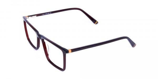 Dark-Brown-Rectangular-Glasses-3