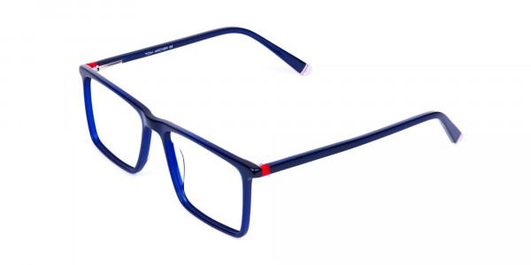 Navy-Blue-Fully-Rimmed-Rectangular-Glasses-3