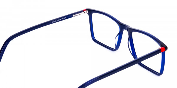 Navy-Blue-Fully-Rimmed-Rectangular-Glasses-5