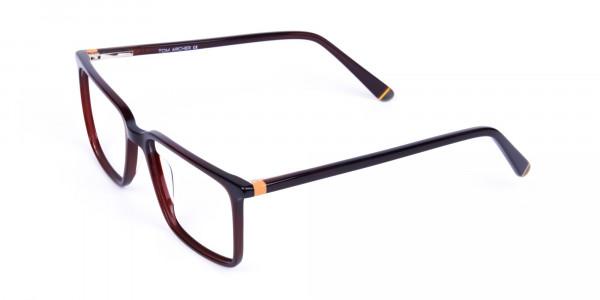 Dark-Brown-Fully-Rimmed-Rectangular-Glasses-3