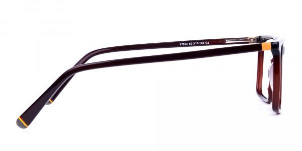 Dark-Brown-Fully-Rimmed-Rectangular-Glasses-4