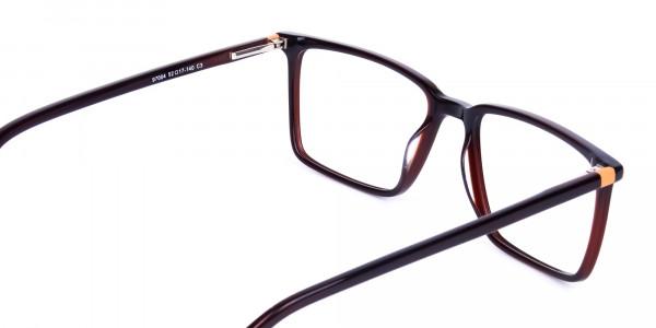 Dark-Brown-Fully-Rimmed-Rectangular-Glasses-5
