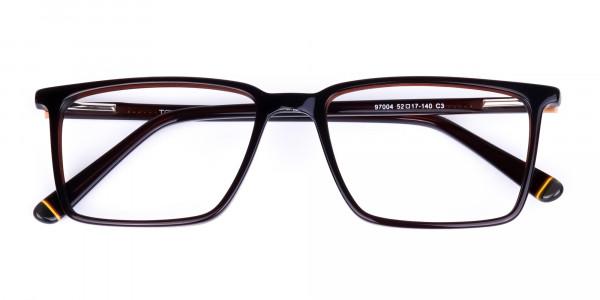 Dark-Brown-Fully-Rimmed-Rectangular-Glasses-6