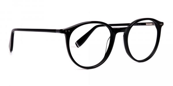 shiny-black-round-glasses-frames-2