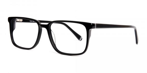black-design-Rectangular-Glasses-frames-3
