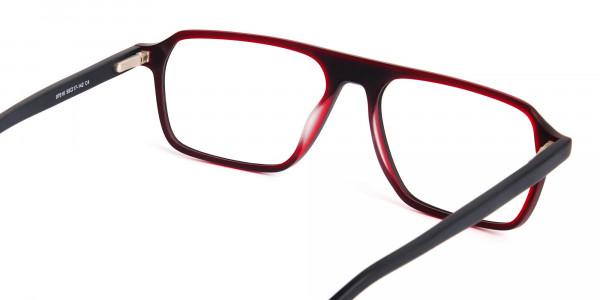 Black-and-Red-Rectangular-Full-Rim-Glasses-frames-5