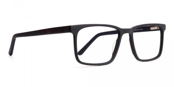designer-matte-black-rectangular-glasses-frames-2