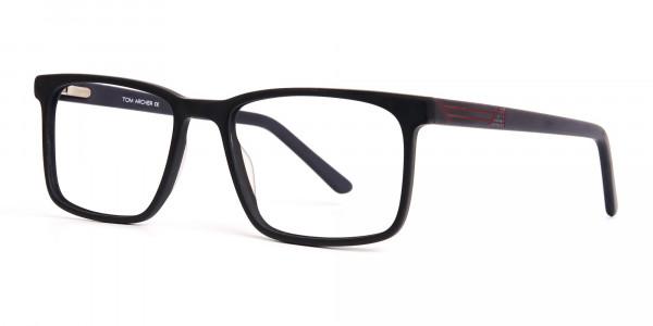 designer-matte-black-rectangular-glasses-frames-3