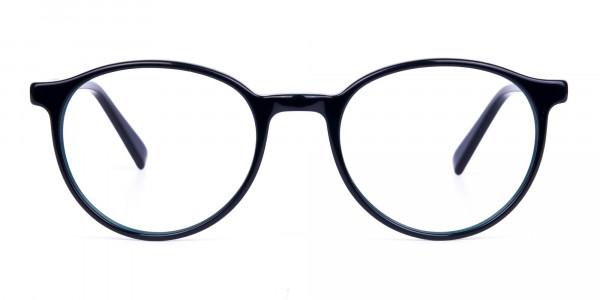 blue light glasses round-1