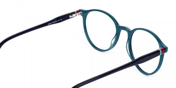 blue light glasses round-5