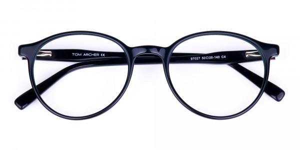 blue light glasses round-6