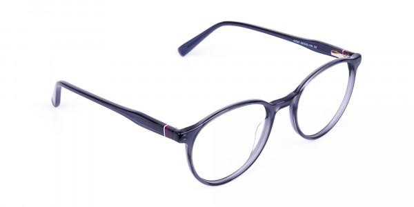 circle blue light glasses-2