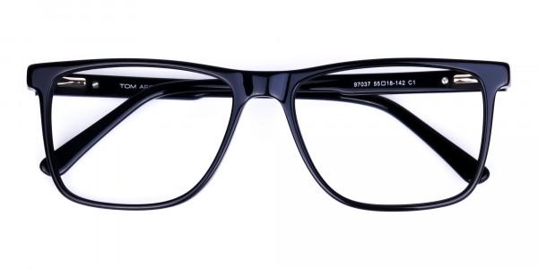 Black-Rectangular-Glasses-Frames-6