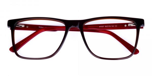 Stylish-Brown-Rectangular-Glasses-Frames-6