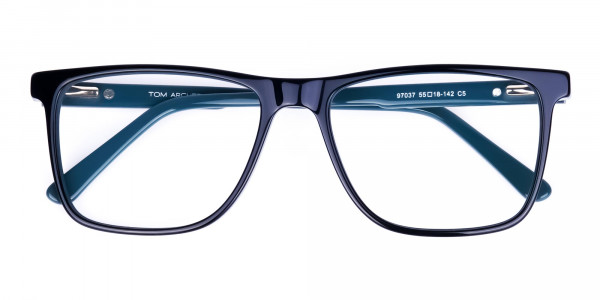 Black-Designer-Rectangular-Glasses-Frames-6
