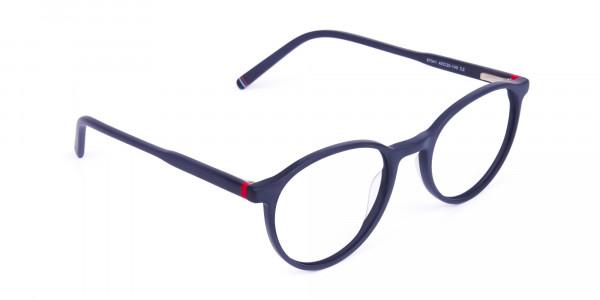 Matte-Black-Rimmed-Round-Glasses-2