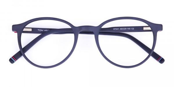 Matte-Black-Rimmed-Round-Glasses-6