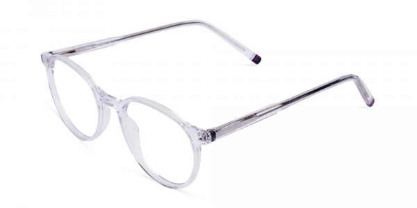 Crystal-Clear-Rimmed-Round-Glasses-3