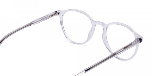 Crystal-Clear-Rimmed-Round-Glasses-5