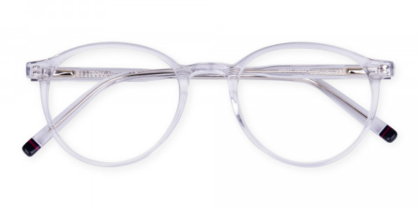 Crystal-Clear-Rimmed-Round-Glasses-6