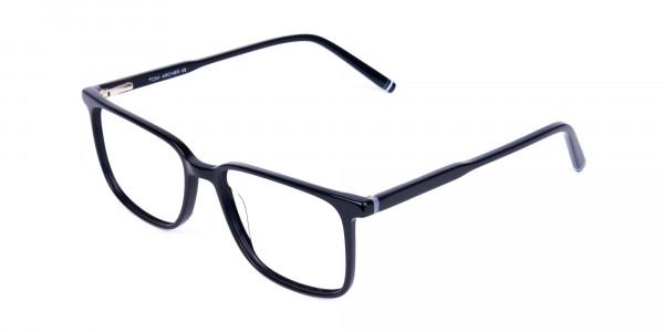 Classic-Matte-Black-Rectangular-Glasses-3