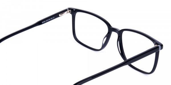 Classic-Matte-Black-Rectangular-Glasses-5