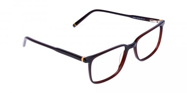 Dark-Brown-Rim-Rectangular-Glasses-2