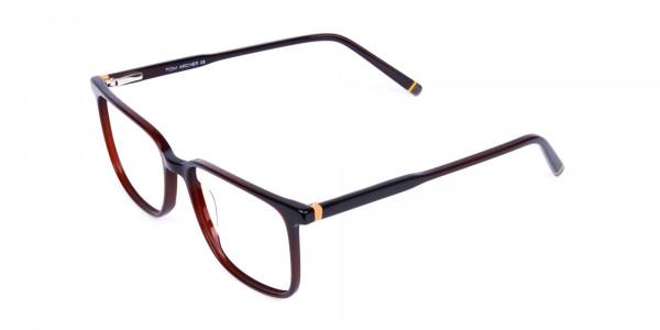 Dark-Brown-Rim-Rectangular-Glasses-3