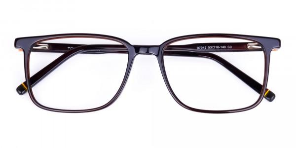 Dark-Brown-Rim-Rectangular-Glasses-6