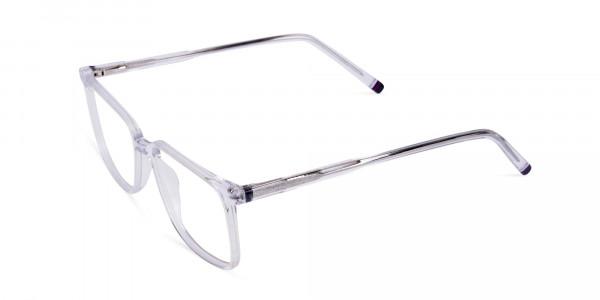 Crystal-Clear-Rim-Rectangular-Glasses-3