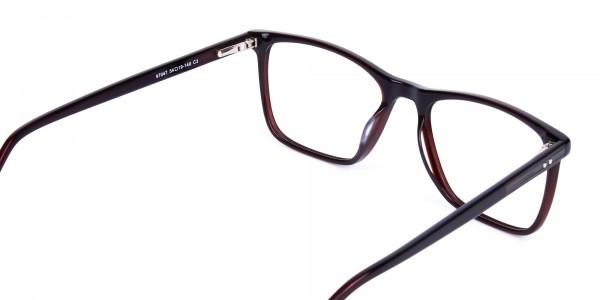 Dark-Brown-Full-Rimmed-Rectangular-Glasses-5