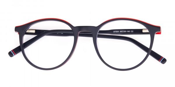 round glasses korean-6
