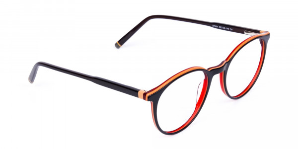 korean circle glasses-2