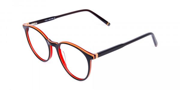 korean circle glasses-3