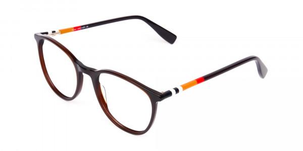Dark-Brown-Round-Full-Rimmed-Glasses-3