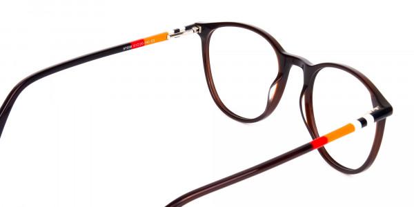 Dark-Brown-Round-Full-Rimmed-Glasses-5