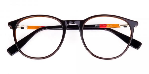 Dark-Brown-Round-Full-Rimmed-Glasses-6