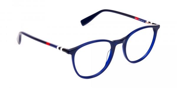 Navy-Blue-Round-Full-Rimmed-Glasses-2