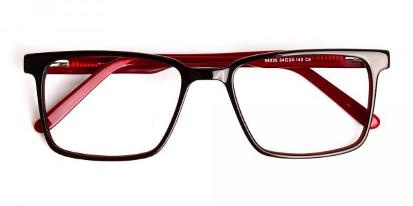 dark-brown-Rectangular-full-rim-Glasses-frames-6