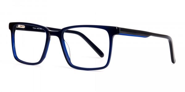 Black-and-Indigo-Blue-Rectangular-Glasses-frames-3